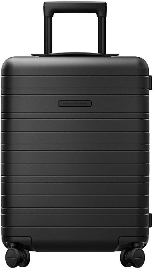 Horizn Studios Smart Hard Shell Suitcase - All Black - Cabin