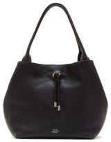 Vince Camuto Small Aviva Leather Tote - Black