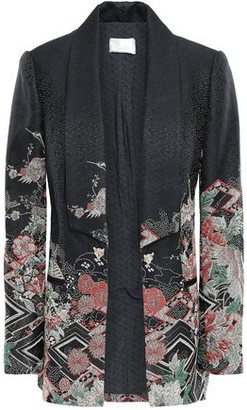 Camilla Midnight Moonchild Metallic Jacquard Blazer
