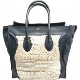 Celine Luggage leather handbag