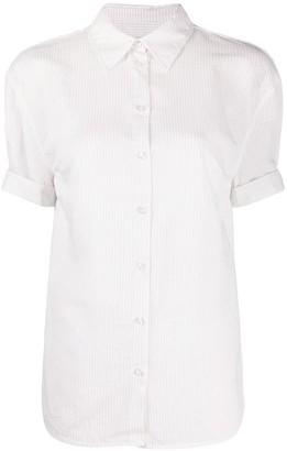Baum und Pferdgarten Short-Sleeve Pinstripe Shirt