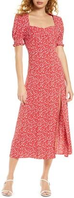 Bardot Millie Floral Print Dress