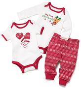Avon My First Christmas 3-Piece Layette Set