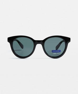 Park Sunglasses Gloss Black