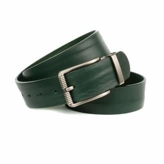Anthoni Crown Men's Ledergurtel Belt