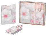 Ted Baker Luggage Tag & Passport Holder - Grey