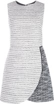 Alice + Olivia Alice+Olivia woven mini shift dress