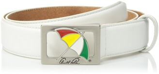 Arnold Palmer Men's Umbrella Buckle Golf Belt
