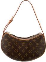 Louis Vuitton Monogram Croissant PM
