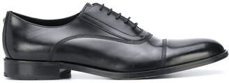 Karl Lagerfeld Paris pointed toe lace-up Derby shoes