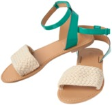 Crazy 8 Rope Sandals