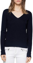 Zadig & Voltaire Nosfa Bis Merino Wool Sweater