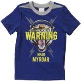 """Diesel Warning Hear My Roar"""" Tee (Toddler/Kid) - Royal-6"""
