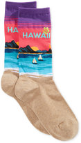 Hot Sox Women's Hawaii Socks