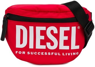 Diesel Logo Belt Bag