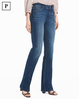 White House Black Market Petite Bootcut Jeans