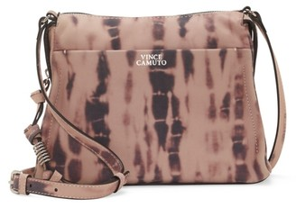 Vince Camuto Coey Leather Crossbody Bag