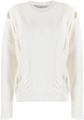 IRO Cable Knit Jumper