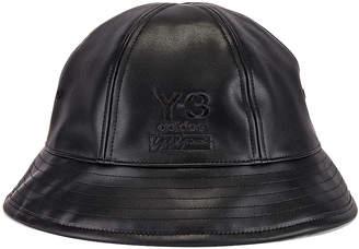Yohji Yamamoto Y 3 Y-3 Bucket Hat in Black | FWRD