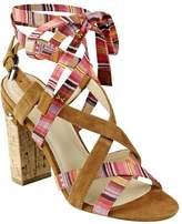 GUESS Women's Cariel Lace-Up Sandals