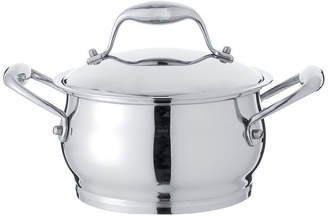 Berghoff 7 18/10 Stainless Covered Casserole Stainless Steel Dutch Oven