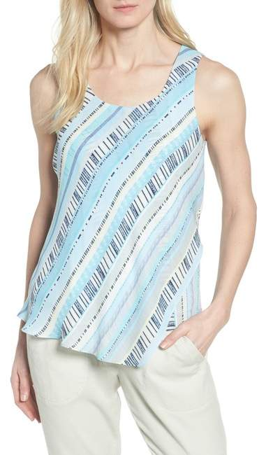 Beach Stripe Tank (Regular & Petite)