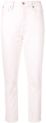 Citizens of Humanity slim fit trousers