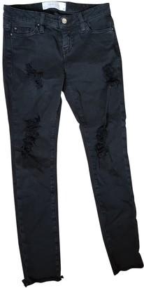 IRO Fall Winter 2018 Black Cotton - elasthane Jeans