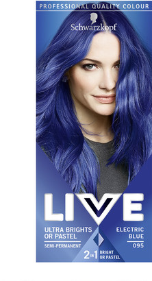 Schwarzkopf Live Colour Ultra Bright 095 Electric Blue