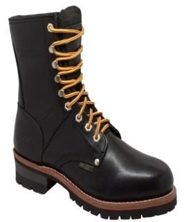 "AdTec Men's 9"" Logger Boot Men's Shoes"