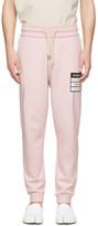 Maison Margiela Pink Stereotype Lounge Pants