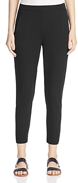 Eileen Fisher Petites Eileen Fisher System Slim Ankle Slouchy Pants, Regular & Petite