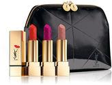Saint Laurent Rouge Pur Couture Kiss & Love Collector's Trio Set