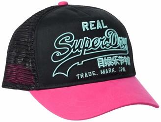 Superdry Men's Premium Goods Outline Cap Baseball