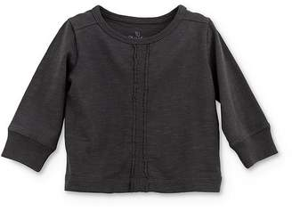 Oliver & Rain Unisex Long Sleeve Solid Top - Baby