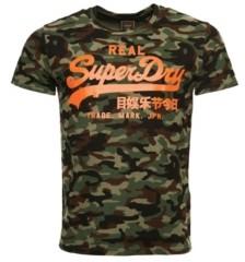 Superdry Vintage-like Logo All Over Print Men's T-shirt