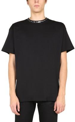 Raf Simons Life On Mars Print T-Shirt