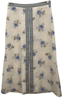 Vilshenko Multicolour Silk Skirt for Women