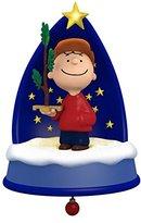 "Hallmark Keepsake The Peanuts Gang ""A Sign of the Season"" Holiday Ornament"