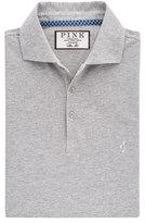 Thomas Pink Francis Plain Slim Fit Polo Shirt