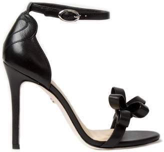 Isa Tapia Shelby Leather Ankle Sandals