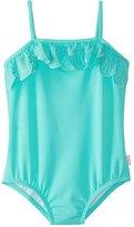 Seafolly Girls' Sweet Summer One Piece Swimsuit (2T7) - 8164635