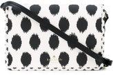 Kate Spade polka dot print crossbody bag