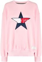 Tommy Jeans star logo sweatshirt