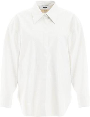 MSGM Patterned Shirt