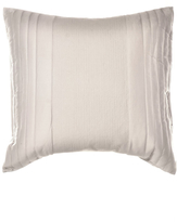 Vera Wang Quilted Pillow