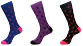 Jared Lang Ant Socks (3 PK)