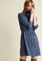 ModCloth Cozy on the Road Sweater Dress in S