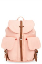 Herschel 'Dawson- Mid Volume' Backpack - Pink