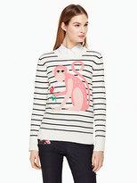 Kate Spade Monkey sweater